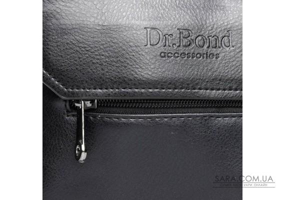 Сумка Чоловіча Планшет шкірзамінник DR. BOND GL 213-1 black