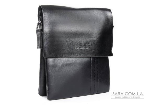 Сумка Чоловіча Планшет шкірзамінник DR. BOND GL 305-2 black