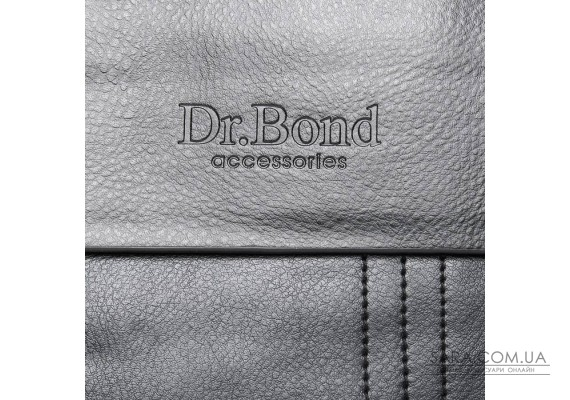Сумка Чоловіча Планшет шкірзамінник DR. BOND GL 305-1 black