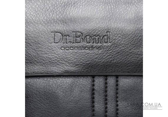 Сумка Чоловіча Планшет шкірзамінник DR. BOND GL 305-0 black