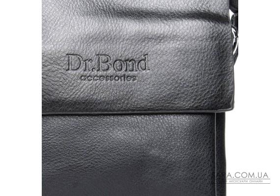 Сумка Чоловіча Планшет шкірзамінник DR. BOND GL 314-0 black