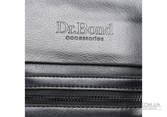 Сумка Чоловіча Планшет шкірзамінник DR. BOND GL 315-2 black