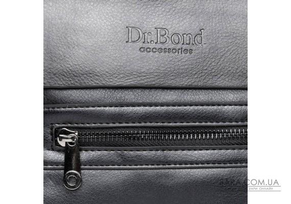 Сумка Чоловіча Планшет шкірзамінник DR. BOND GL 315-1 black