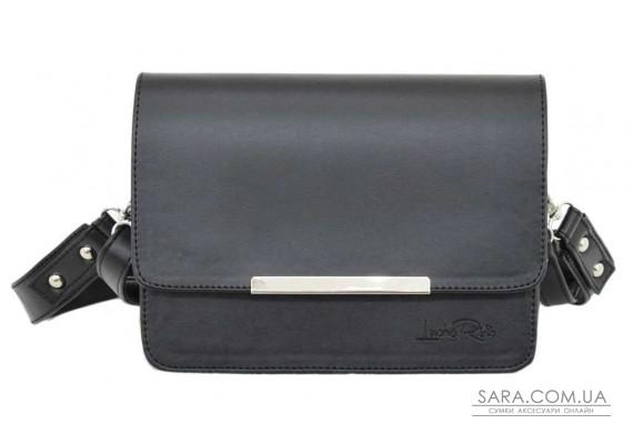 636 сумка чорна г Lucherino