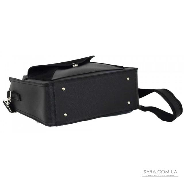 Купити 630 сумка замш чорна Lucherino дешево. Україна