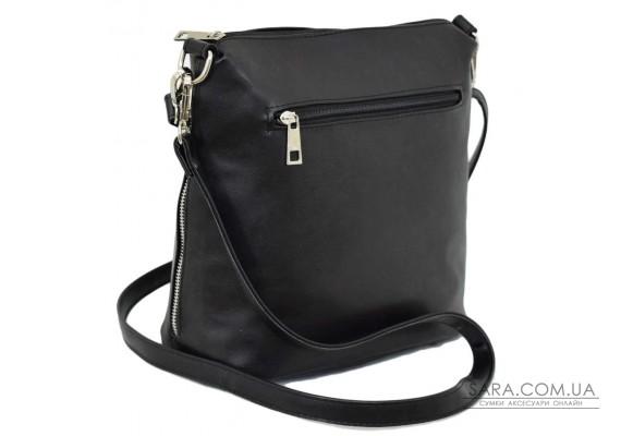 322 сумка чорна Lucherino