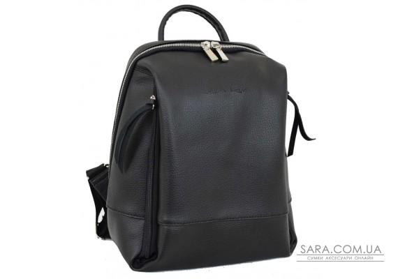 606 рюкзак чорний Lucherino