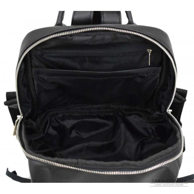 Купити 606 рюкзак чорний Lucherino дешево. Україна