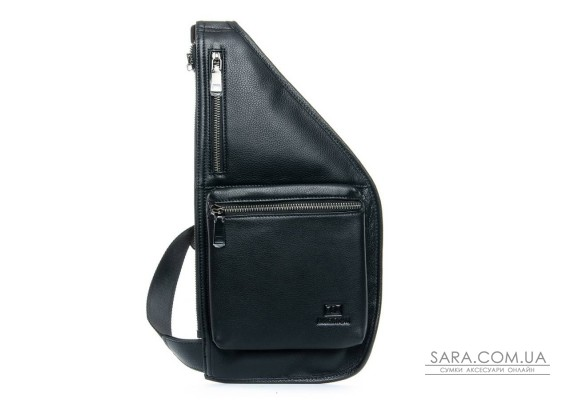 Рюкзак Городской кожаный BRETTON 1006-6 black Podium