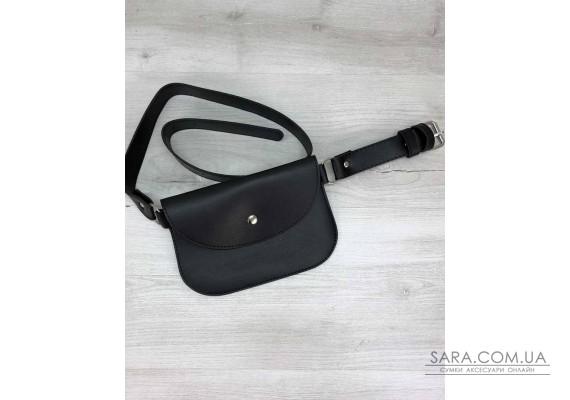 Женская сумка Kim черная WeLassie