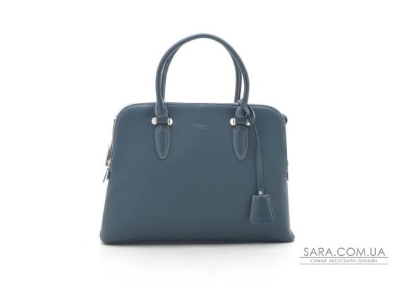 Жіноча сумка David Jones 6207-2T d. green