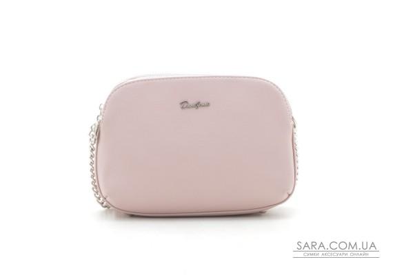 Клатч David Jones 6200-2T pink