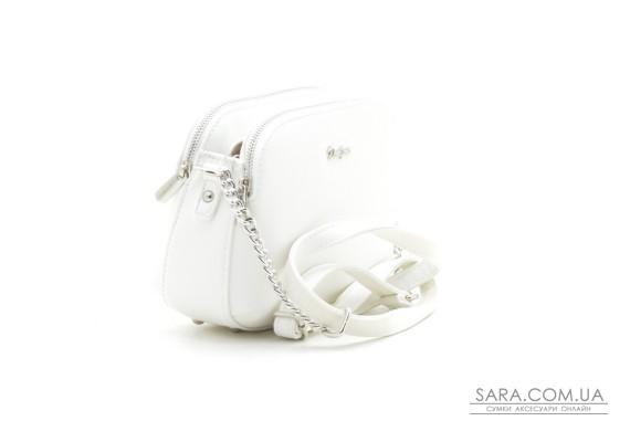 Клатч David Jones 6200-2T white