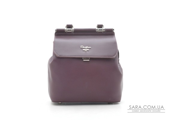 Рюкзак David Jones 5954-2T d.purple