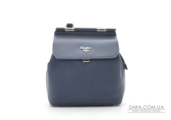 Рюкзак David Jones 5954-2T d.blue