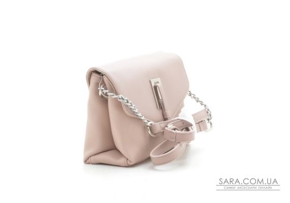 Клатч David Jones 6254-1T pink