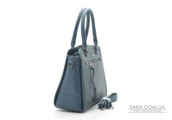 Жіноча сумка David Jones 6111-3T d. green