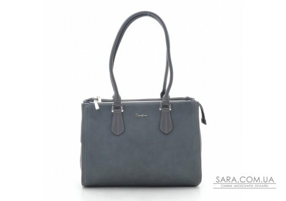 Женская сумка David Jones CM5313T d. grey