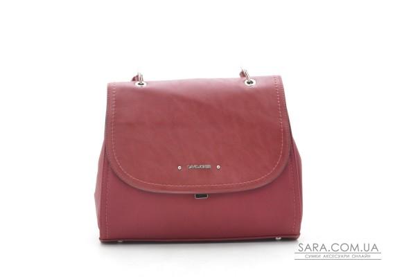 Женская сумка David Jones CM5464T d. red