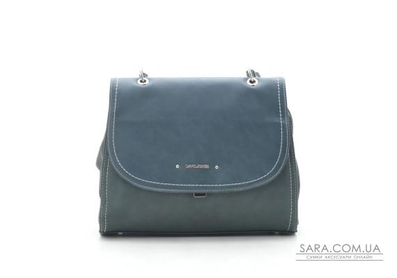 Женская сумка David Jones CM5464T d. green