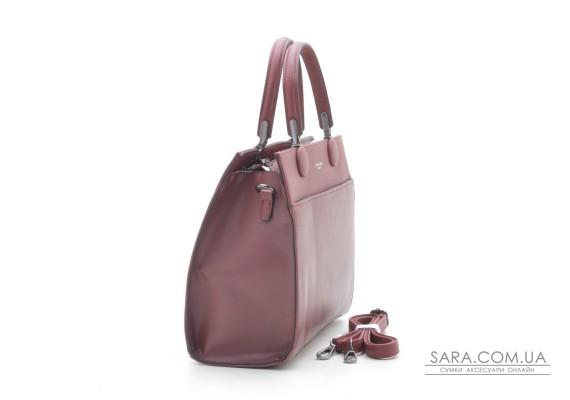 Жіноча сумка David Jones CM5406 bordeaux