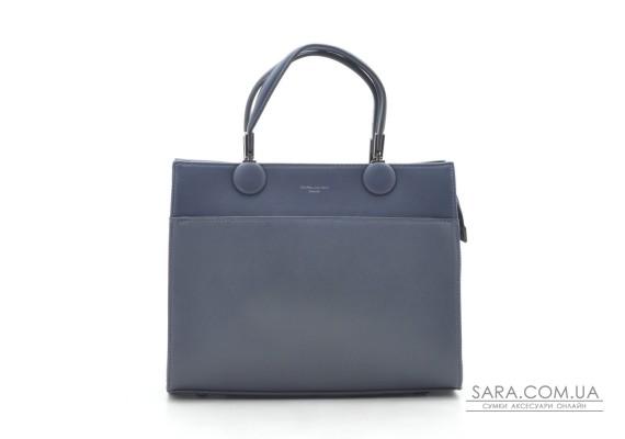 Женская сумка David Jones CM5406 d. blue