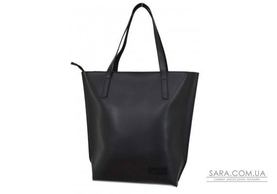 641 сумка чорна Lucherino