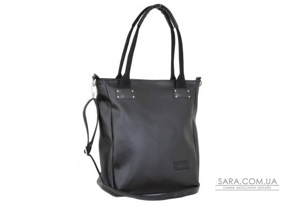 642 сумка черная Lucherino