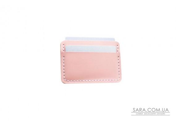 Картхолдер Mini рожевий Art Pelle