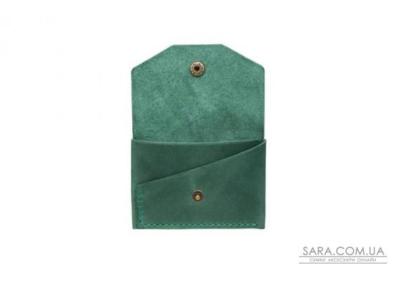 Картхолдер Maxi зелений Art Pelle