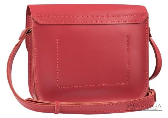 Жіноча сумка Handy червона Art Pelle