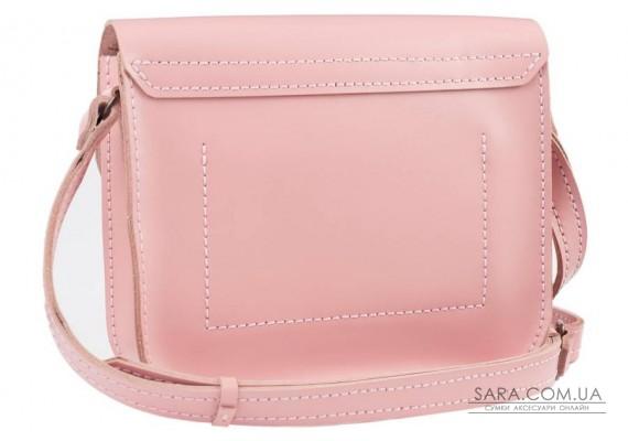 Жіноча сумка Handy рожева Art Pelle