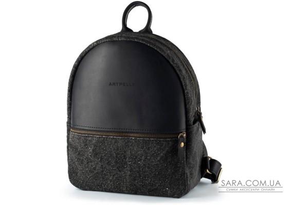 Рюкзак Arty чорний Art Pelle