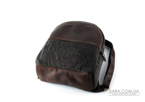 Рюкзак Arty шоколад Art Pelle