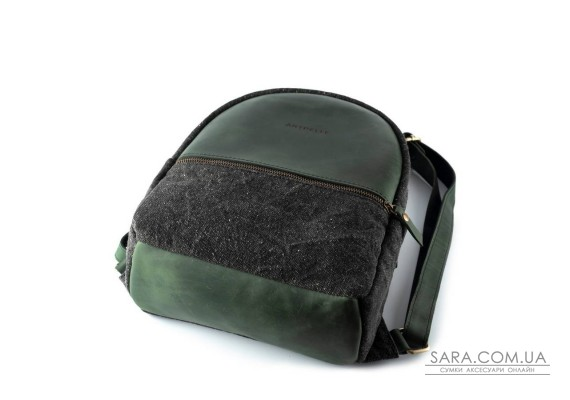 Рюкзак Arty зелений Art Pelle