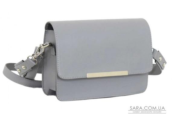 636 сумка сіра Lucherino