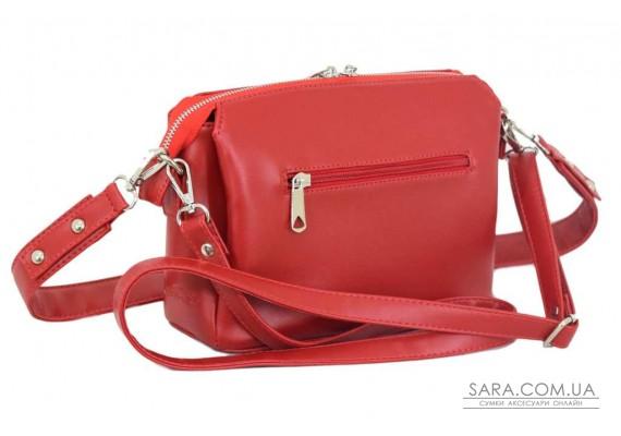 644 сумка червона Lucherino