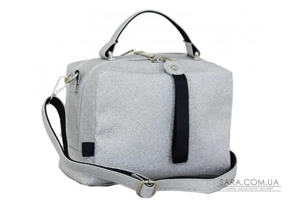 649 сумка срібло світле Lucherino