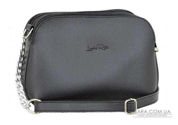 589 сумка чорна Lucherino