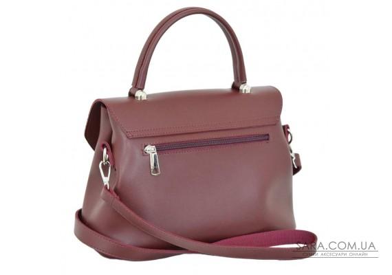 622 сумка бордо Lucherino