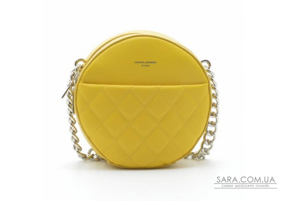 Клатч David Jones CM5703T yellow