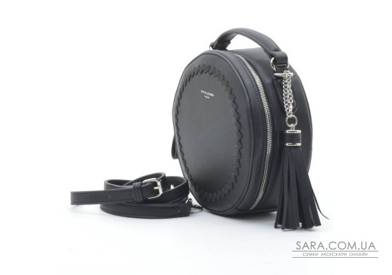 Клатч David Jones TD015 black