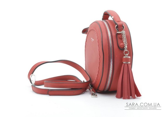 Клатч David Jones TD015 red