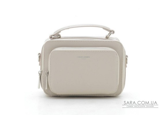 Клатч David Jones CM3966 beige