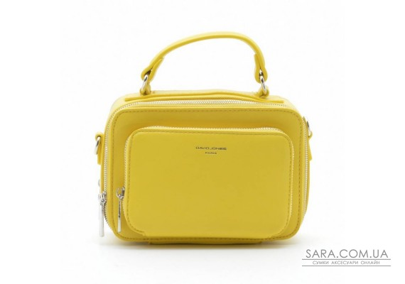 Клатч David Jones CM3966 yellow