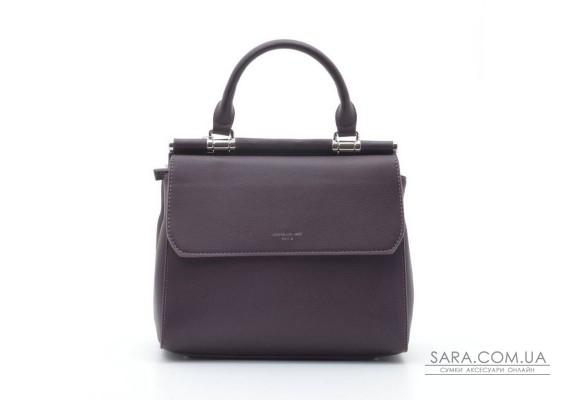 Жіноча сумка David Jones 6131-1T new d. bordeaux
