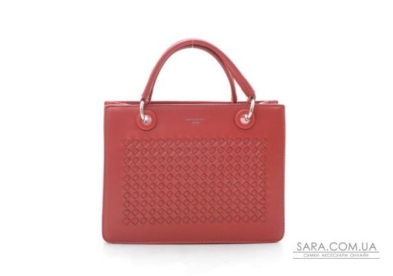 Жіноча сумка David Jones CM5165 red