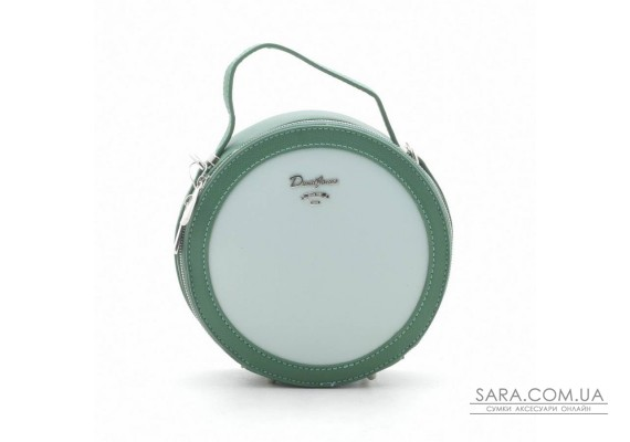 Клатч David Jones CM5059 green/green apple