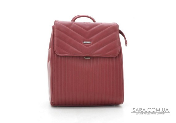 Рюкзак David Jones 6158-2 dark red