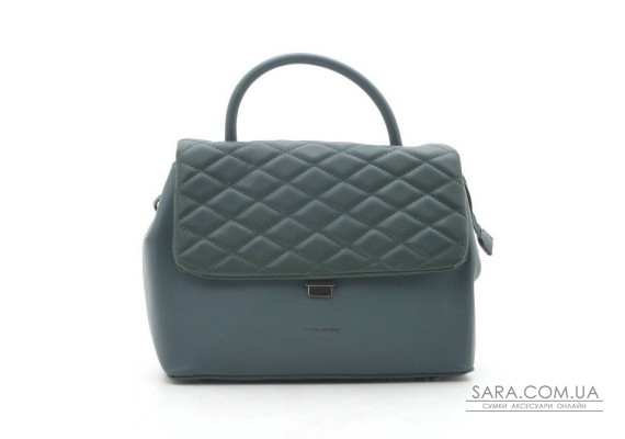 Клатч David Jones CM5427 d. green